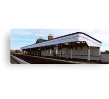 Stonehaven Railway Station Canvas Print