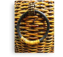 Basket 5 Canvas Print