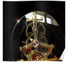 Clock Guts Poster