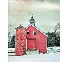 Country Cache Photographic Print