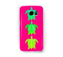 Peace Turtles Samsung Galaxy Case/Skin