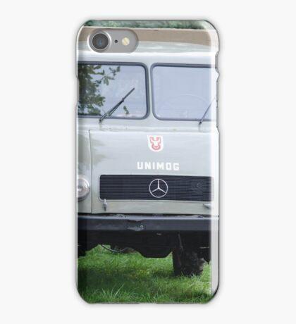 Mercedes Unimog 401 iPhone Case/Skin