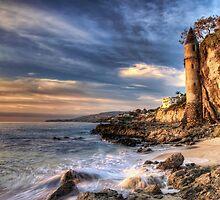 Victoria Beach by Eddie Yerkish