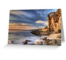 Victoria Beach Greeting Card