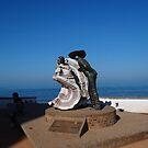 Charro Sculpture by PtoVallartaMex