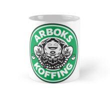 Arboks koffing pokemon starbucks parody Mug