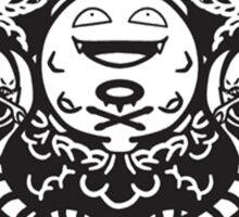 Arboks koffing pokemon starbucks parody Sticker