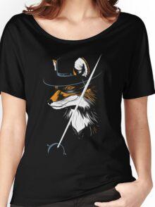 El Zorro Women's Relaxed Fit T-Shirt