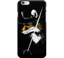 El Zorro iPhone Case/Skin