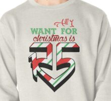 All I Want For Christmas Is R5 Pullover
