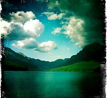 Bowman Lake, Glacier National Park, Montana, USA by Miles Glynn