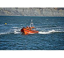 Here Comes - The Spirit Of Loch Fyne Photographic Print