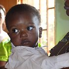 Bright eyes in Cameroon, Central Africa by Baba John Goodwin