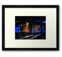 Nottingham University Framed Print