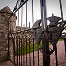 Castle Gates by dgscotland