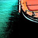 Boat I by Clockworkmary