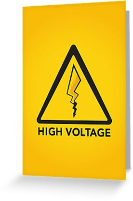 High Voltage by iwilding