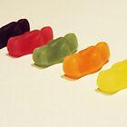 Jelly Sweets by jorafc