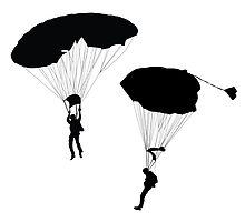 Skydiving   by vadimmmus
