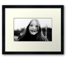 Oh Sugar and Spice Framed Print