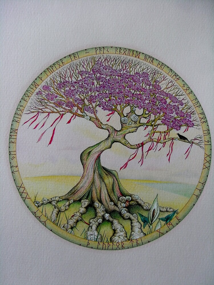 The Love-lore Tree by Gill Rippingale