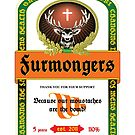 FURMONGERS 2015 by ODN Apparel
