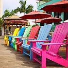 Fort Myers Beach Chairs by XxJasonMichaelx