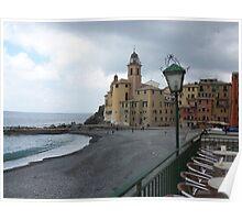 Camogli - Liguria -Italy -  europa -3500 VISUALIZZAZ.maggio 2013--- featured in Italia 500+-VETRINA RB EXPLORE 6 MARZO 2012 --- Poster