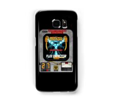 Flux Capacitor 88MPH to the future  Samsung Galaxy Case/Skin