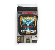 Flux Capacitor 88MPH to the future  Duvet Cover