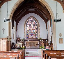 St. James' Church Milton Abbas by Kerry Dunstone