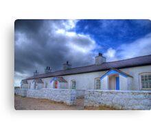 Llanddwyn Island Pilot's Cottages Canvas Print