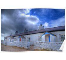 Llanddwyn Island Pilot's Cottages Poster
