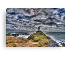 Llanddwyn Island - Light house Canvas Print