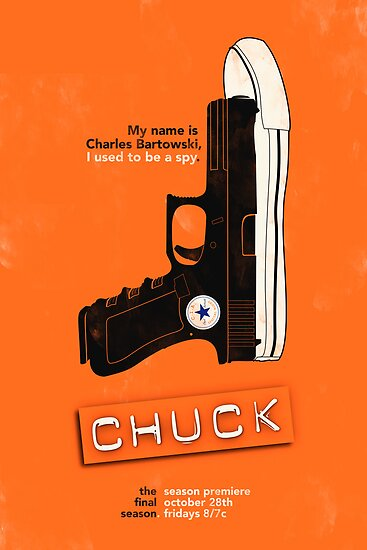 Chuck by Ian Wilding