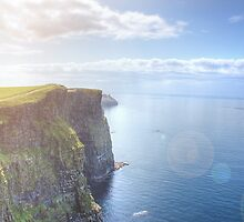 Cliffs of Moher by XxJasonMichaelx