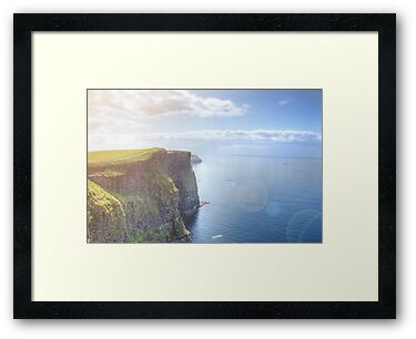 Cliffs of Moher by XxJasonMichaelx