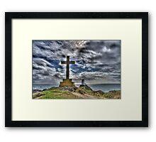 Saint Dwynwen's Spot Framed Print
