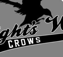 Home of the Crows Sticker