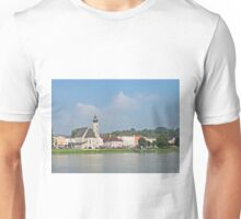 Aschach on Danube Unisex T-Shirt