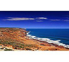 Kalbarri Coastline - Western Australia  Photographic Print