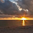 Sanibel Island Sunset by XxJasonMichaelx