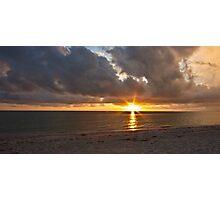 Sanibel Island Sunset Photographic Print