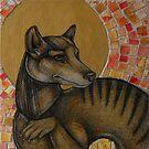 Extinction 1936 (The Thylacine) by Lynnette Shelley