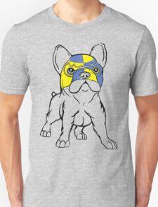 French Bulldog Wrestler T-Shirt