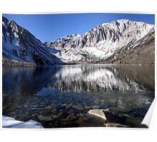 Convict Lake in March Poster