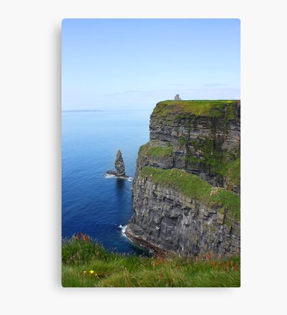 Obriens Tower Canvas Print