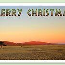 A New Day Dawns - Christmas Card by Jennifer Sumpton