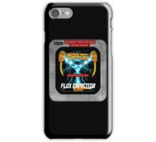 Flux Capacitor 88MPH to the future iPhone Case/Skin