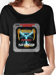 Flux Capacitor 88MPH to the future Women's Relaxed Fit T-Shirt